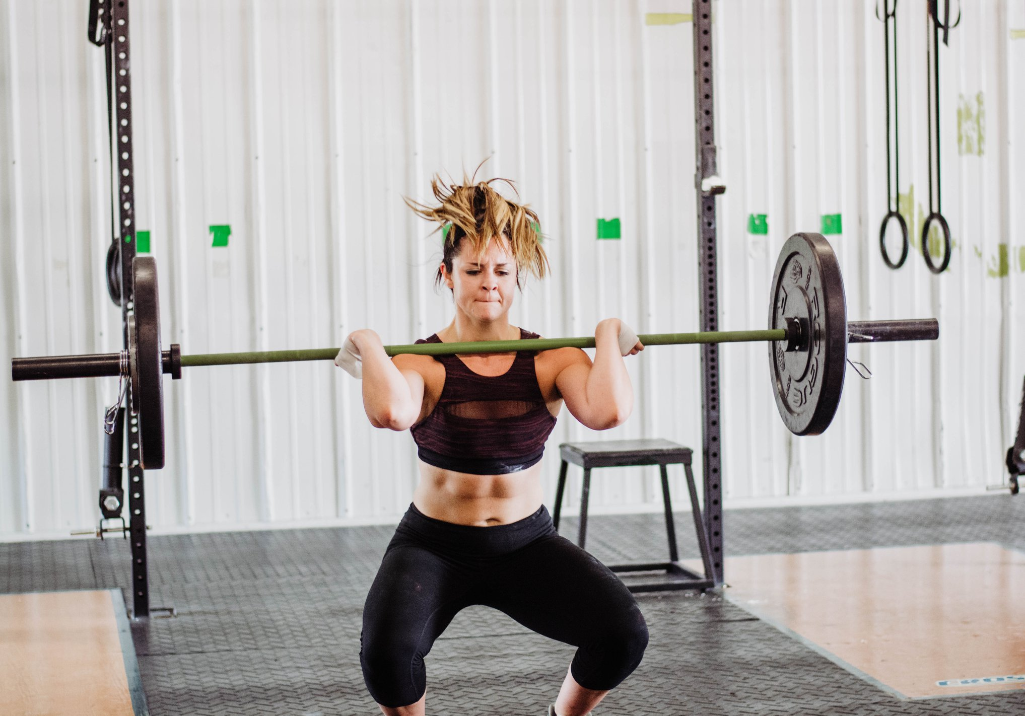 crossfit and recovery